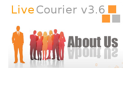 About Live Courier Software
